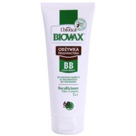 L'biotica Biovax Falling Hair posilující kondicionér proti vypadávání vlasů  200 ml