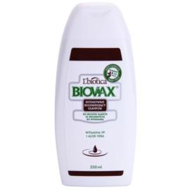 L'biotica Biovax Falling Hair erősítő sampon hajhullás ellen  200 ml