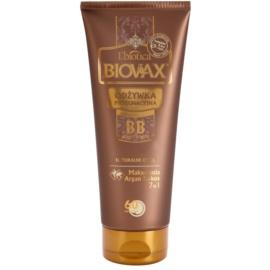 L'biotica Biovax Natural Oil hydratační kondicionér s okamžitým účinkem  200 ml
