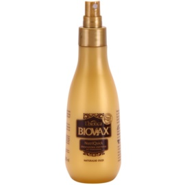 L'biotica Biovax Natural Oil spray hidratant in 2 faze pentru par uscat si fragil  200 ml