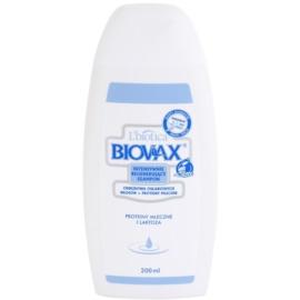 L'biotica Biovax Weak Hair výživný šampon pro oslabené vlasy  200 ml