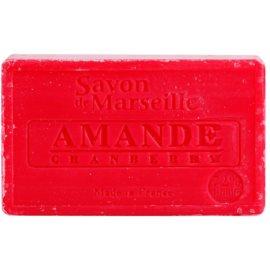 Le Chatelard 1802 Almond Cranberry luxus francia természetes szappan  100 g