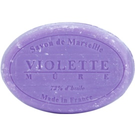 Le Chatelard 1802 Violet & Blackberry kerek francia természetes szappan  100 g