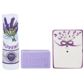 Le Chatelard 1802 Lavender from Provence kosmetická sada VI.