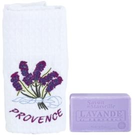Le Chatelard 1802 Lavender from Provence kosmetická sada X.