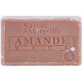 Le Chatelard 1802 Almond & Honey luxusní francouzské přírodní mýdlo  100 g