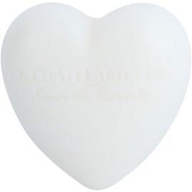 Le Chatelard 1802 Jasmine & Musk mýdlo ve tvaru srdce  25 g