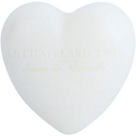 Le Chatelard 1802 Jasmine & Musk jabón en forma de corazón   25 g