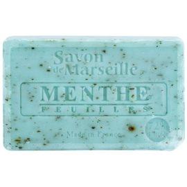 Le Chatelard 1802 Mint Leaves luxuriöse französische Naturseife  100 g