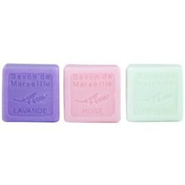 Le Chatelard 1802 Natural Soap luxusné francúzske prírodné mydlá  3 ks