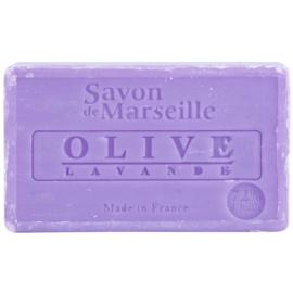 Le Chatelard 1802 Olive & Lavander luxuriöse französische Naturseife  100 g