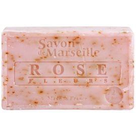 Le Chatelard 1802 Rose Petals luxusné francúzske prírodné mydlo  100 g