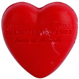 Le Chatelard 1802 Red Fruits mydlo v tvare srdca  25 g
