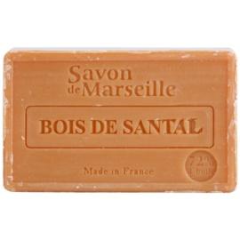 Le Chatelard 1802 Sandal Wood luxusní francouzské přírodní mýdlo  100 g