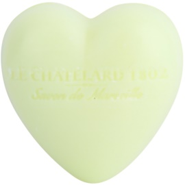 Le Chatelard 1802 Verbena & Lemon mýdlo ve tvaru srdce  25 g