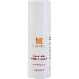 Le Chaton Argenté feuchtigkeitsspendende Gesichtsmaske  100 g