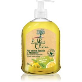 Le Petit Olivier Bath & Shower Verbena & Lemon Liquid Soap  300 ml