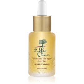 Le Petit Olivier Argan Oil serum do twarzy przeciw zmarszczkom  30 ml
