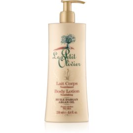 Le Petit Olivier Argan Oil Nourishing Body Milk  250 ml