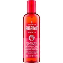 Lee Stafford Argan Oil from Morocco Voedende Shampoo  voor het Haar   250 ml