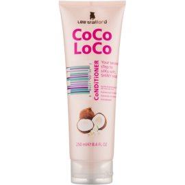 Lee Stafford CoCo LoCo Conditioner met Kokosolie voor Glanzend en Zacht Haar   250 ml