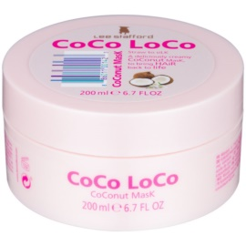 Lee Stafford CoCo LoCo Masca de par cu ulei de cocos  200 ml