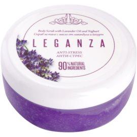 Leganza Antistress tělový peeling  240 g