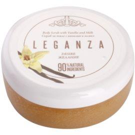 Leganza Desire tělový peeling  240 g
