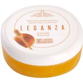 Leganza Pleasure telový peeling  240 g