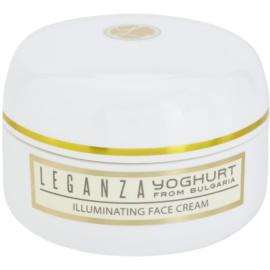 Leganza Yoghurt озаряващ дневен крем  45 мл.