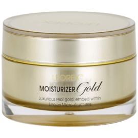 Leorex  Gold verjüngende Creme mit Goldpuder  50 ml