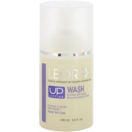 Leorex Up Lifting gel limpiador con efecto lifting  100 ml