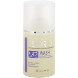 Leorex Up Lifting Cleansing Gel With Lifting Effect  100 ml