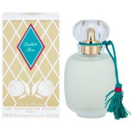 Les Parfums de Rosine Diabolo Rose Eau de Parfum para mulheres 100 ml