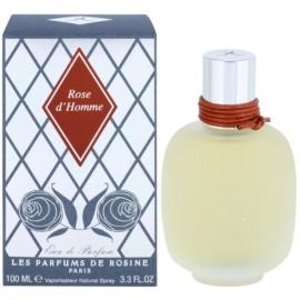 Les Parfums de Rosine Rose d´Homme парфюмна вода за мъже 100 мл.