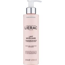 Lierac Démaquillant Mizellenmilch für Gesicht und Augen  200 ml