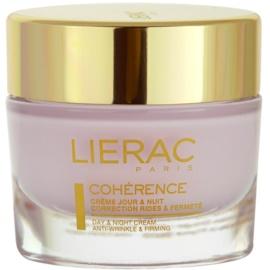 Lierac Cohérence Tages- und Nachtscreme gegen Falten  50 ml
