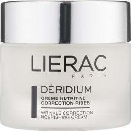 Lierac Deridium dnevna in nočna krema proti gubam za suho do zelo suho kožo  50 ml