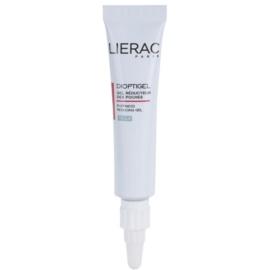 Lierac Diopti gel de contorno de olhos contra olheiras e inchaços (Puffiness Reducing Gel) 10 ml