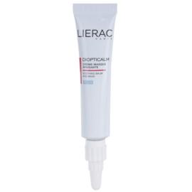 Lierac Diopti feuchtigkeitsspendendes und beruhigendes Balsam für die Augenpartien (Soothing Balm and Mask Eye Contour) 10 ml