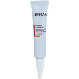 Lierac Diopti коригуючий гель для втомленої шкіри навколо очей  10 мл