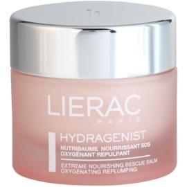 Lierac Hydragenist SOS bálsamo nutritivo oxigenante anti-idade de pele  50 ml