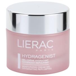 Lierac Hydragenist creme-gel hidratante anti-envelhecimento e com efeito oxigenante para pele normal a mista  50 ml