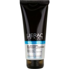 Lierac Homme Duschgel für Gesicht, Körper und Haare für Herren  200 ml