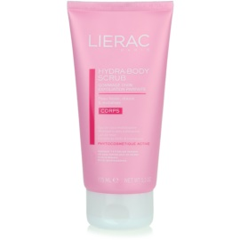 Lierac Hydra-Chrono+ tělový sprchový peeling  175 ml