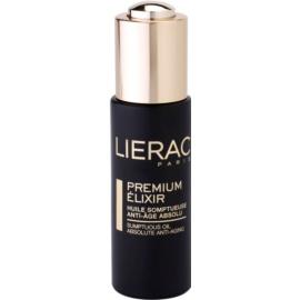 Lierac Premium Elixir pečující olej proti stárnutí pleti (Sumptuous Oil Absolute Anti - Aging) 30 ml