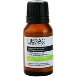 Lierac Prescription lokalna nega za problematično kožo, akne  15 ml
