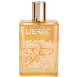 Lierac Les Sensorielles Trockenöl für Gesicht, Körper und Haare 3 Fleurs d´ Agrumes 100 ml