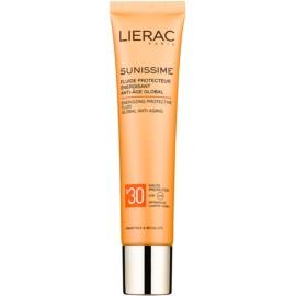 Lierac Sunissime energetyzujący fluid ochronny SPF 30  40 ml