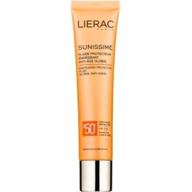 Lierac Sunissime energetizáló védőfolyadék SPF 50+  40 ml